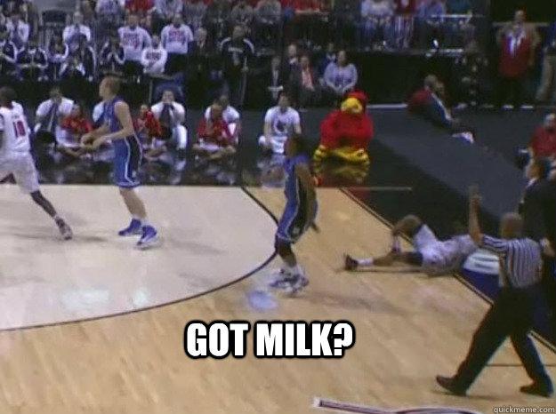 Got Milk? - Got Milk?  Kevin Ware