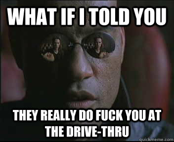 Fucking at the drive in
