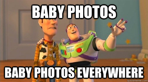 baby photos baby photos everywhere