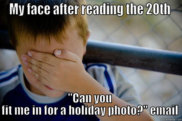 Funny #4 - MY FACE AFTER READING THE 20TH