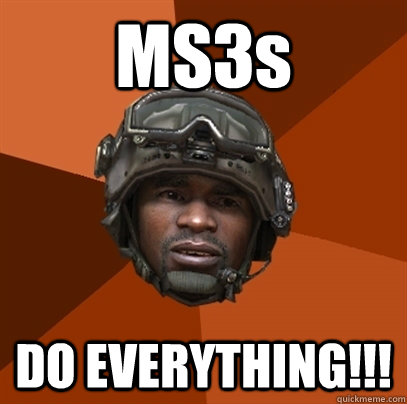 MS3s DO EVERYTHING!!!