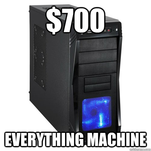 $700 Everything Machine - $700 Everything Machine  Misc