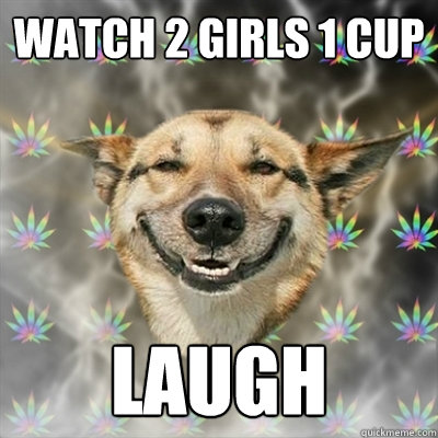 Watch 2 Girls 1 Cup Laugh