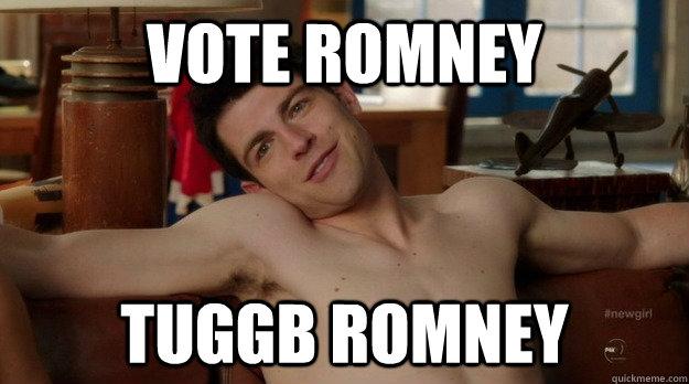 VOTE ROMNEY TUGGB ROMNEY - VOTE ROMNEY TUGGB ROMNEY  Misc