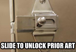 Slide to Unlock Prior Art  Slide to Unlock Prior Art