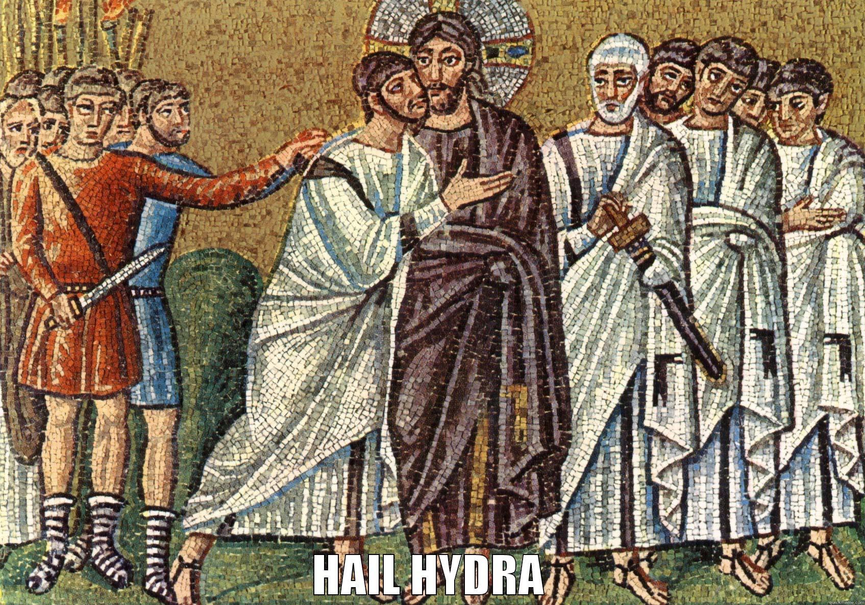 Hail Hydra Judas -  HAIL HYDRA Misc