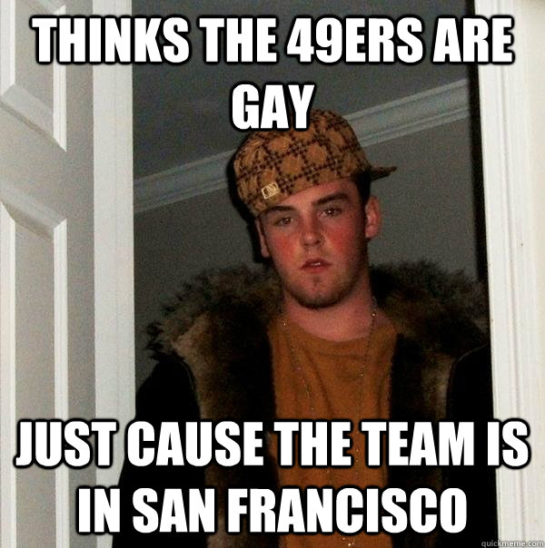 from Desmond 49ers gay