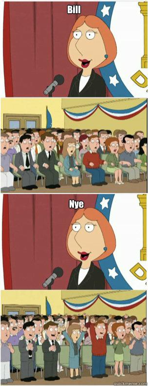 Bill Nye - Bill Nye  911 lois