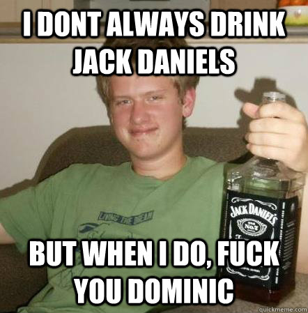 dating if you dont drink
