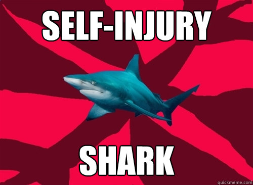Self-Injury Shark
