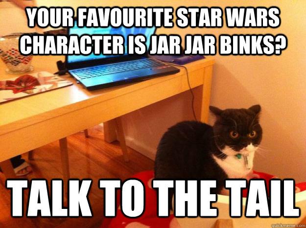 Jar Jar Binks Sex Talk 6