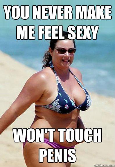 Sexy wife meme