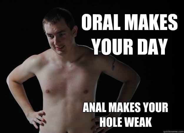 why do i like anal sex