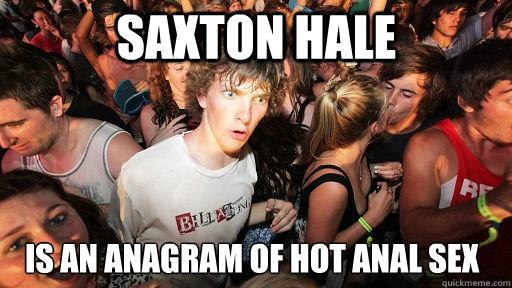 Saxton Hale Hot Anal Sex 113