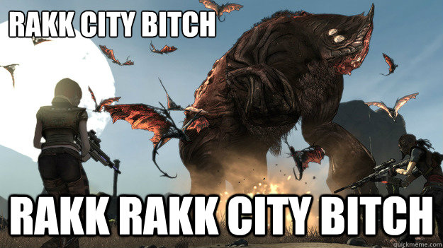Rakk city bitch rakk rakk city bitch - Rakk city bitch rakk rakk city bit
