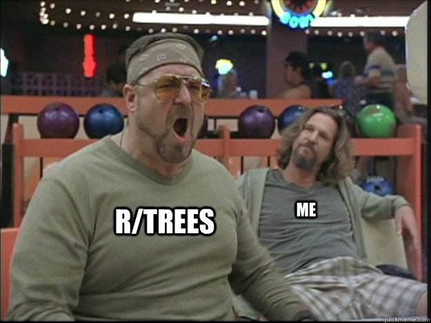 r/trees Me - r/trees Me  Angry Walter