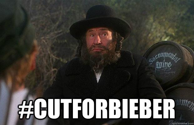 #cutforbieber -  #cutforbieber  cutforbieber Rabbi