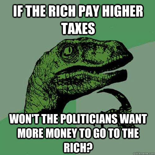 why rich pay more taxes All but the top-earning 20% of american families pay more in payroll taxes than in federal income taxes, according to a.