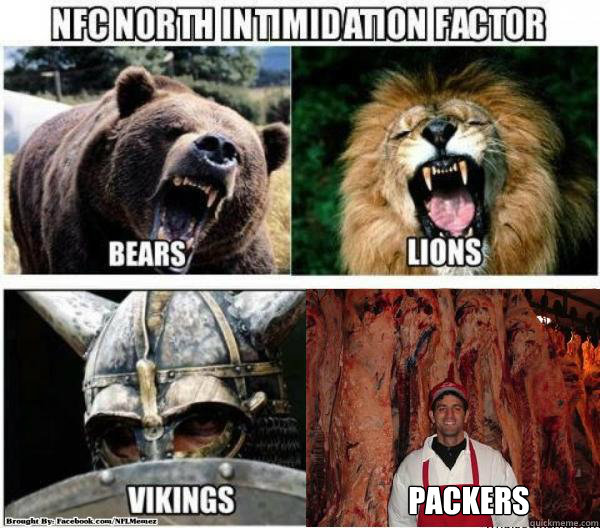 PACKERS - PACKERS  NFC North Fixed