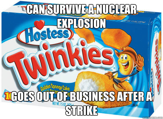 can survive a nuclear explosion  goes out of business after a strike - can survive a nuclear explosion  goes out of business after a strike  Misc